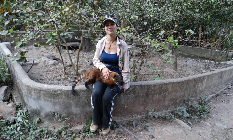 Jak się zaprzyjaźniłam z dzikim ostronosem