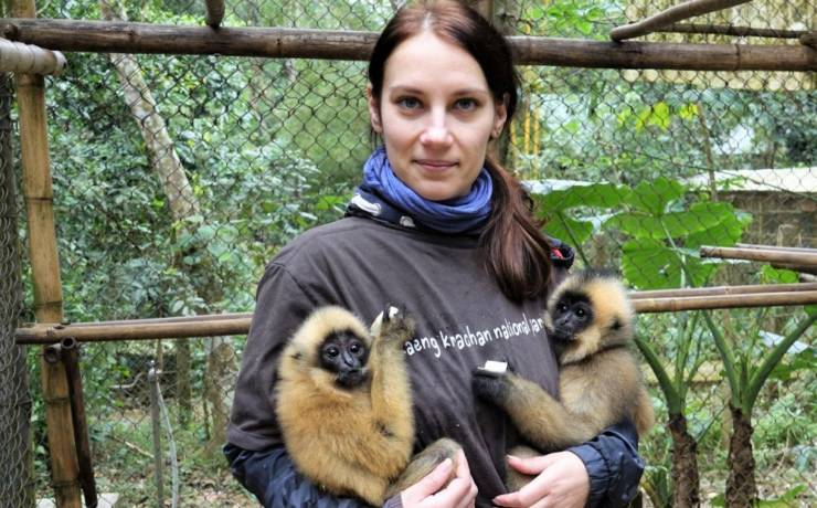 Śpiewające małpki